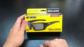 ESS Rollbar Sunglasses with Rapid Lens Exchange System