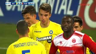 26η Αγ. Αστέρας Τρίπολης - Πλατανιάς 4-0