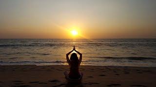 Медитация для женщин Позитивный настрой на весь день