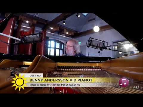 Benny Andersson om Mama Mia 2: