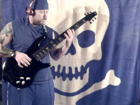 The Offspring - gotta get away - 6 string bass cover LRRG