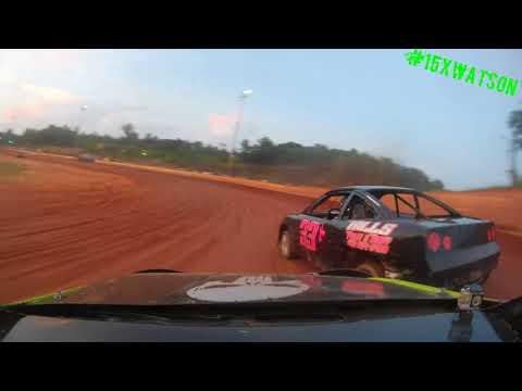 Harris Speedway Fwd 4 Heat 6/16/18