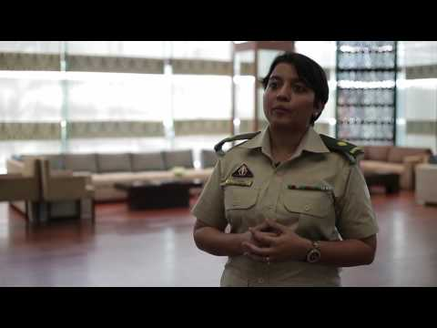 Peacekeeping Training for Female Military Officers (Revised)