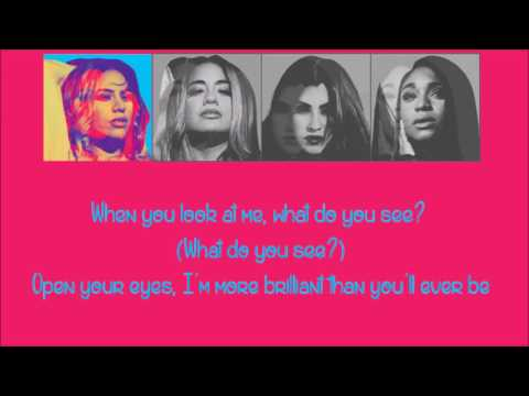 Fifth Harmony - Angel (Lyrics)