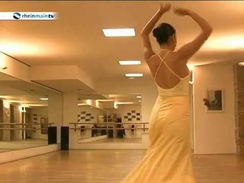 Flamenco -- leidenschaftlicher Tanz in Mainzer Tanzschule