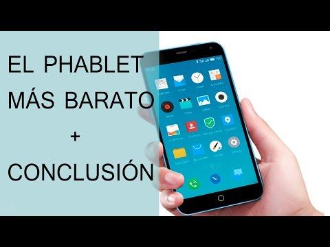 EL PHABLET MÁS BARATO. + CONCLUSIÓN [MUNDOPHONE]