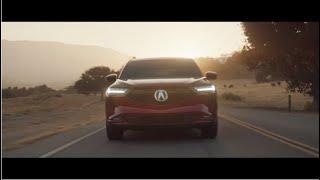 2022 Acura MDX Less Talk. More Drive. Performance Car
