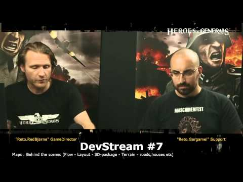 Devstream #7 - live from Copenhagen