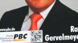PBC: Christliche Werte erhalten, Deutschland gestalten!