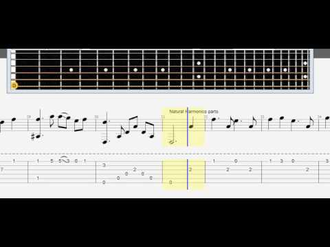 Game Of Thrones - The Rains Of Castamere note guinar acustic lesson табулатура, ноты