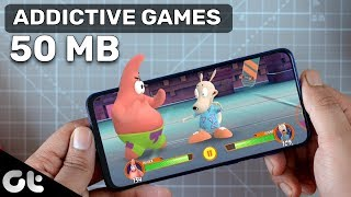 Top 7 ADDICTIVE OFFLINE Android Games Under 50 MB | HD Graphics ( JUNE 2019) | GT Gaming