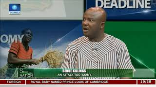 Benue Killings, An Attack Too Many  | State Of The Nation |