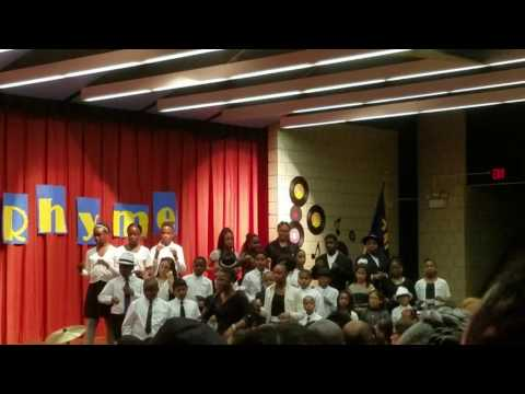 Traphagen school choir Mt vernon NY