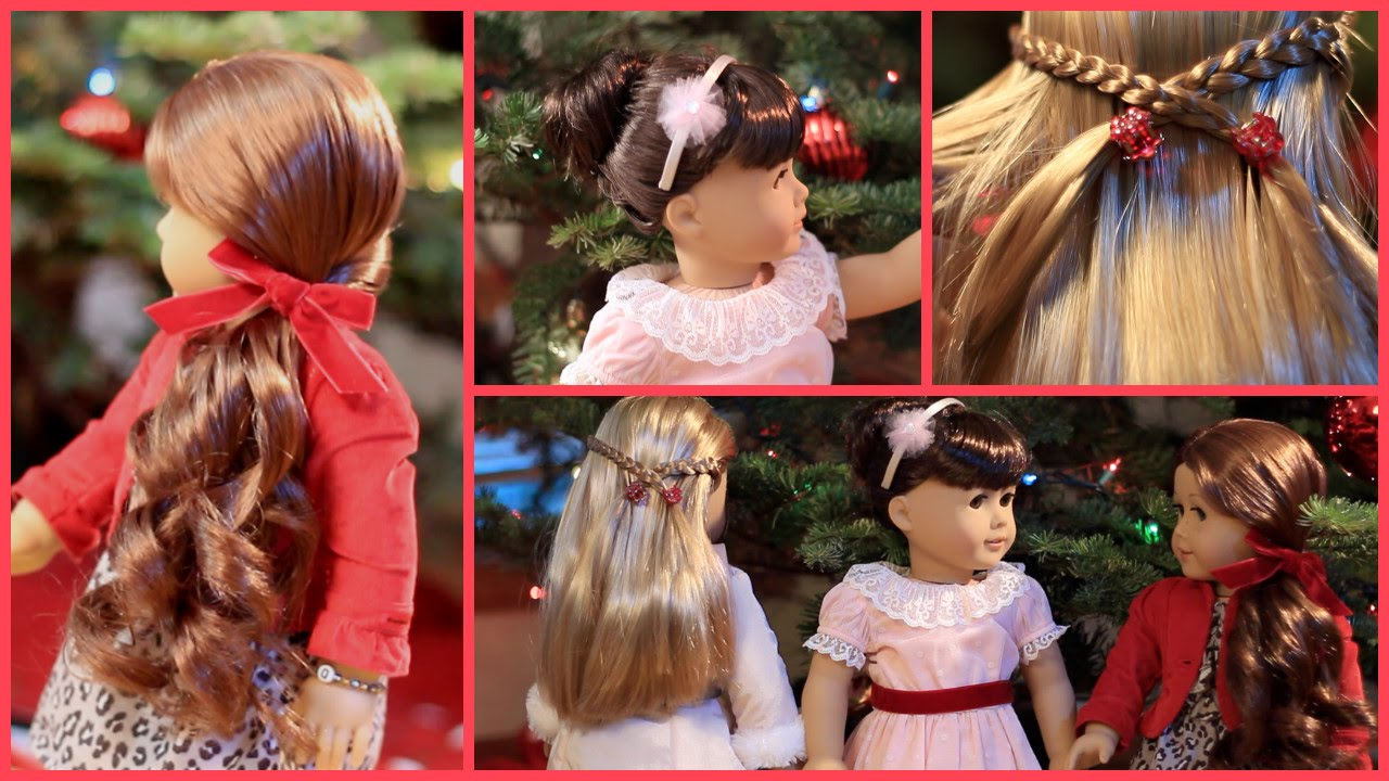 3 easy ag holiday hairstyles