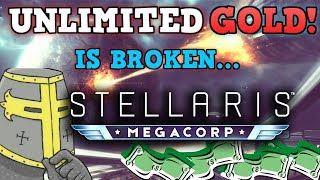 STELLARIS IS A PERFECTLY BALANCED GAME WITH NO EXPLOITS - Excluding the infinite energy challenge