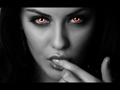 Adobe Photoshop CS6 Tutorial Devil Eyes