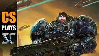Livestream 12-12-17   Starcraft: Terran Campaign Pt. 1 (+ Multiplayer)