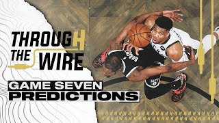 Game 7 Predictions | Through The Wire Podcast