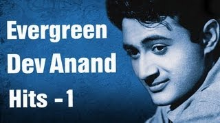 Best of Dev Anand Songs - Jukebox 1 - Top 10 Evergreen Dev Anand Hits