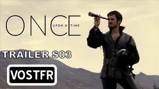 Once Upon a Time - Saison 3 - Trailer Hook VOSTFR