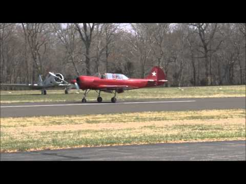 Spotting at the Flying W Airport - March 17, 2012