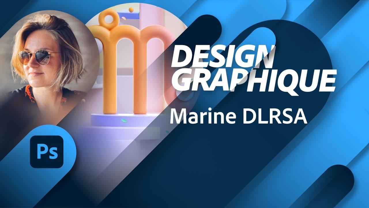 Adobe Live | Réseaux réels et virtuels avec Marine DLRSA | Adobe France