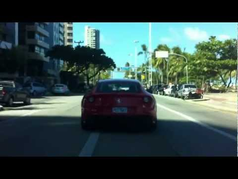FERRARI FF 6.2 GT 4X4 V12 48V 660CV RECIFE / BRASIL / BRAZIL