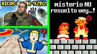 7 Misterios en los Videojuegos que Nunca Pudimos Resolver