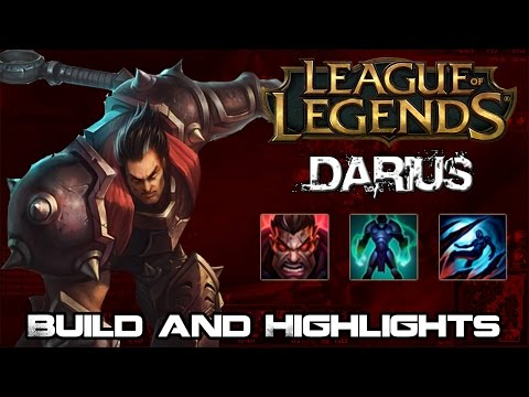 Darius (Build And Highlights)