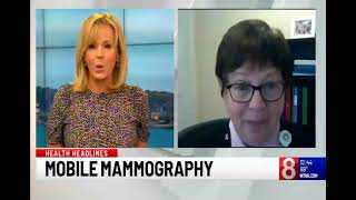 Mobile Mammography Available in Communities