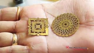 GOLD & SILVER LASER MARKING AND CUTTING SYSTEM | N.K. MALVI INDUSTRIES