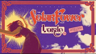 Lorde - The Solar Power Tour