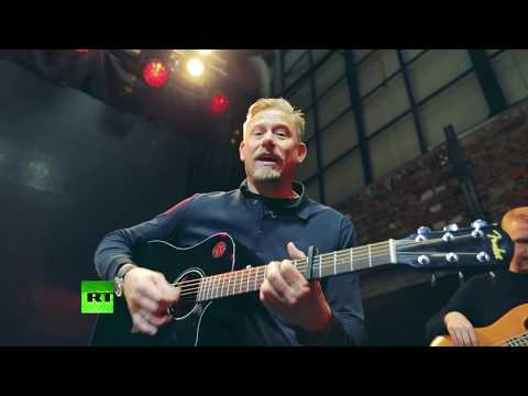 The Peter Schmeichel Show: Legendary goalkeeper explores World Cup host cities (Ekaterinburg)