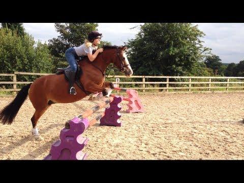 GCSE PE Horse Riding