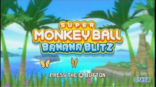 Super Monkey Ball: Banana Blitz Nintendo Wii Review -