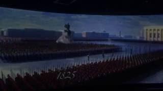 Мультфильм про историю России из музея Ельцина