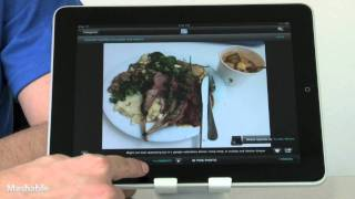 Pixable iPad app demo
