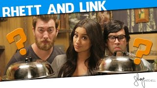 Meal or No Meal with Rhett & Link | Good Mythical Morning Bonus Round