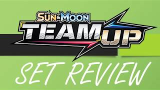 Team Up Complete Set Review! (Pokemon TCG)