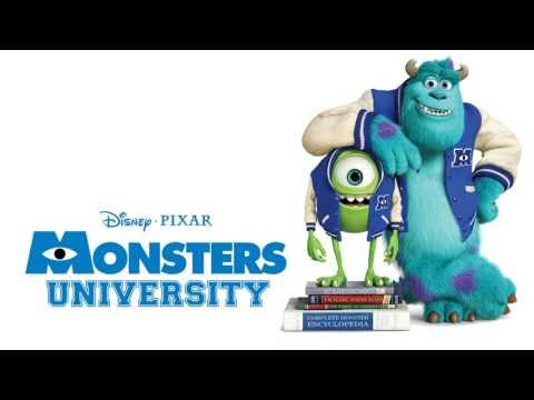 Monsters University  Roar! HD