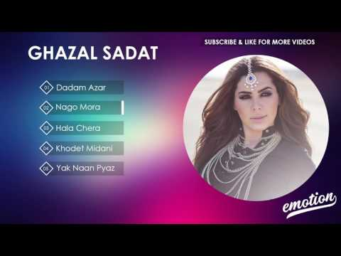 Top 5 Ghazal Sadat Songs | Afghan Songs Collection HD