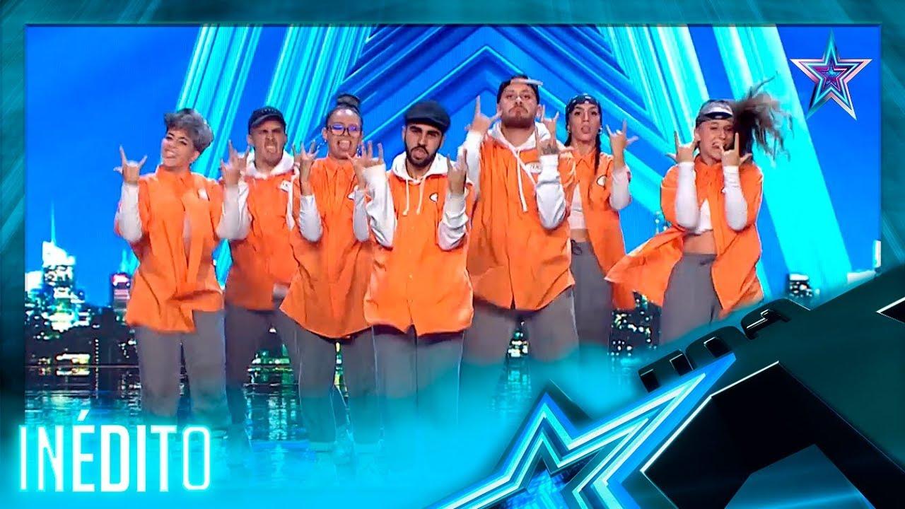 ¡Este GRUPO de BAILE mixto viene a POR TODAS! | Inéditos | Got Talent España 5 (2019)
