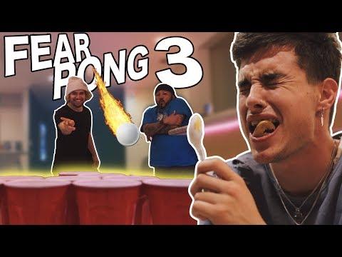 FEAR PONG 3 (W/ HARRISON WEBB & JC'S DAD)