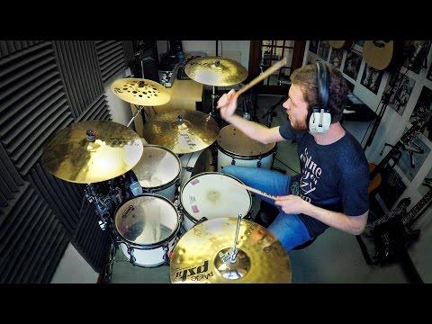 Nirvana - Smells Like Teen Spirit - Drum Cover (4K)