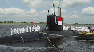 USS North Carolina Submarine