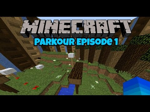 Minecraft Parkour (Lets Play) #1