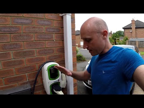 Charging my Nissan Leaf at Home
