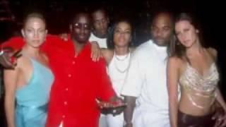 Aaliyah damon dash rare pictures tribute.flv