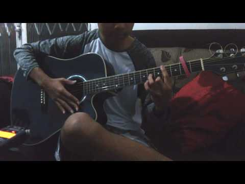 All Alone With You - Egoist (Fingerstyle Guitar Cover By J.S. Koyuki)
