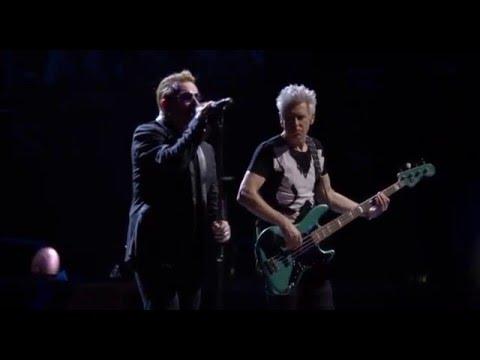 U2 & Patti Smith - Bad + People Have the Power Pro Shot HD